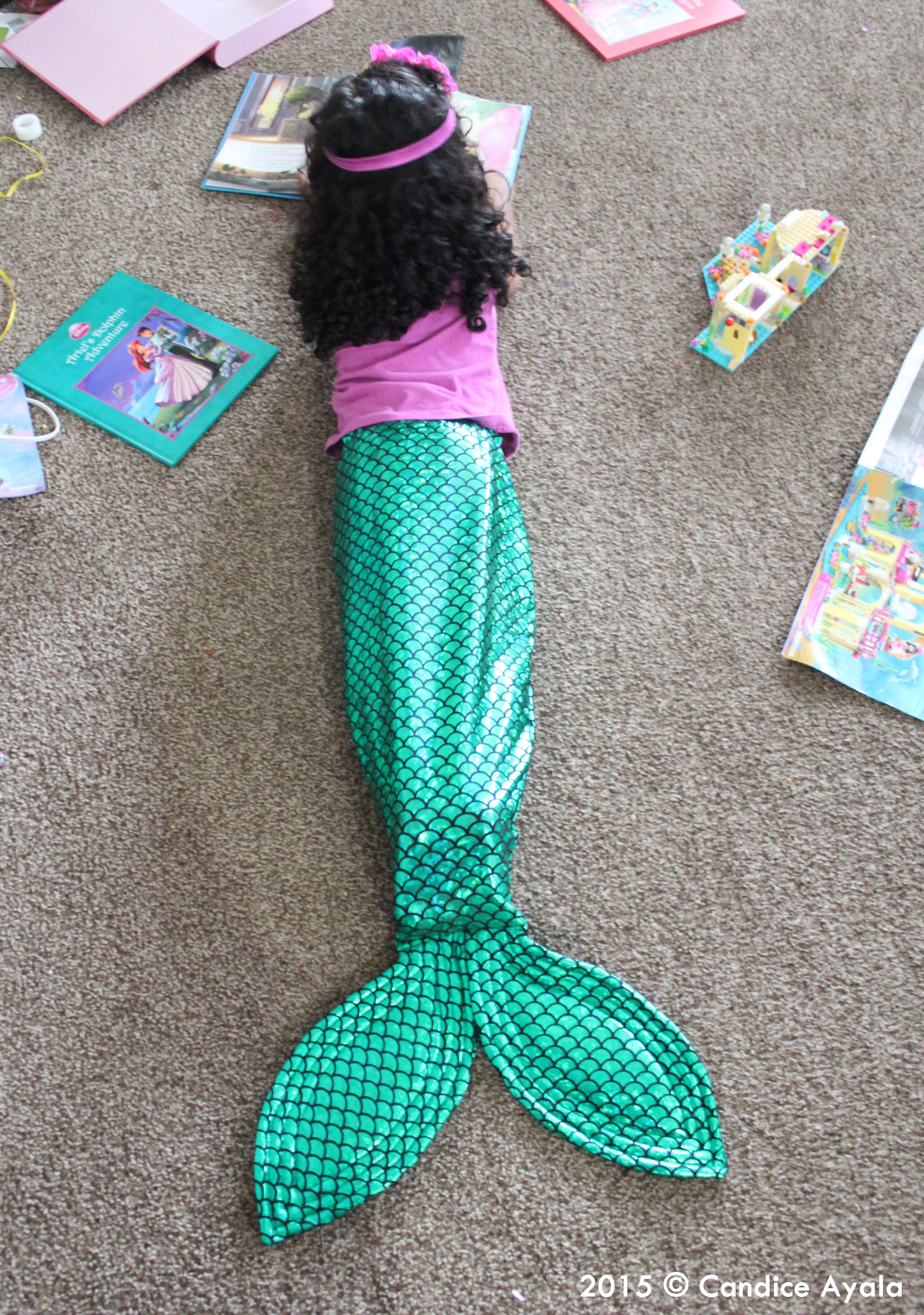 Mermaid Tail Sewing Pattern Unique Decorating