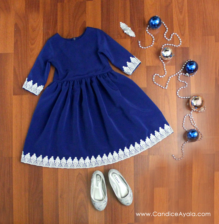 7f4664ce9 Blue Christmas Dresses Toddler   Best Dresses 2019