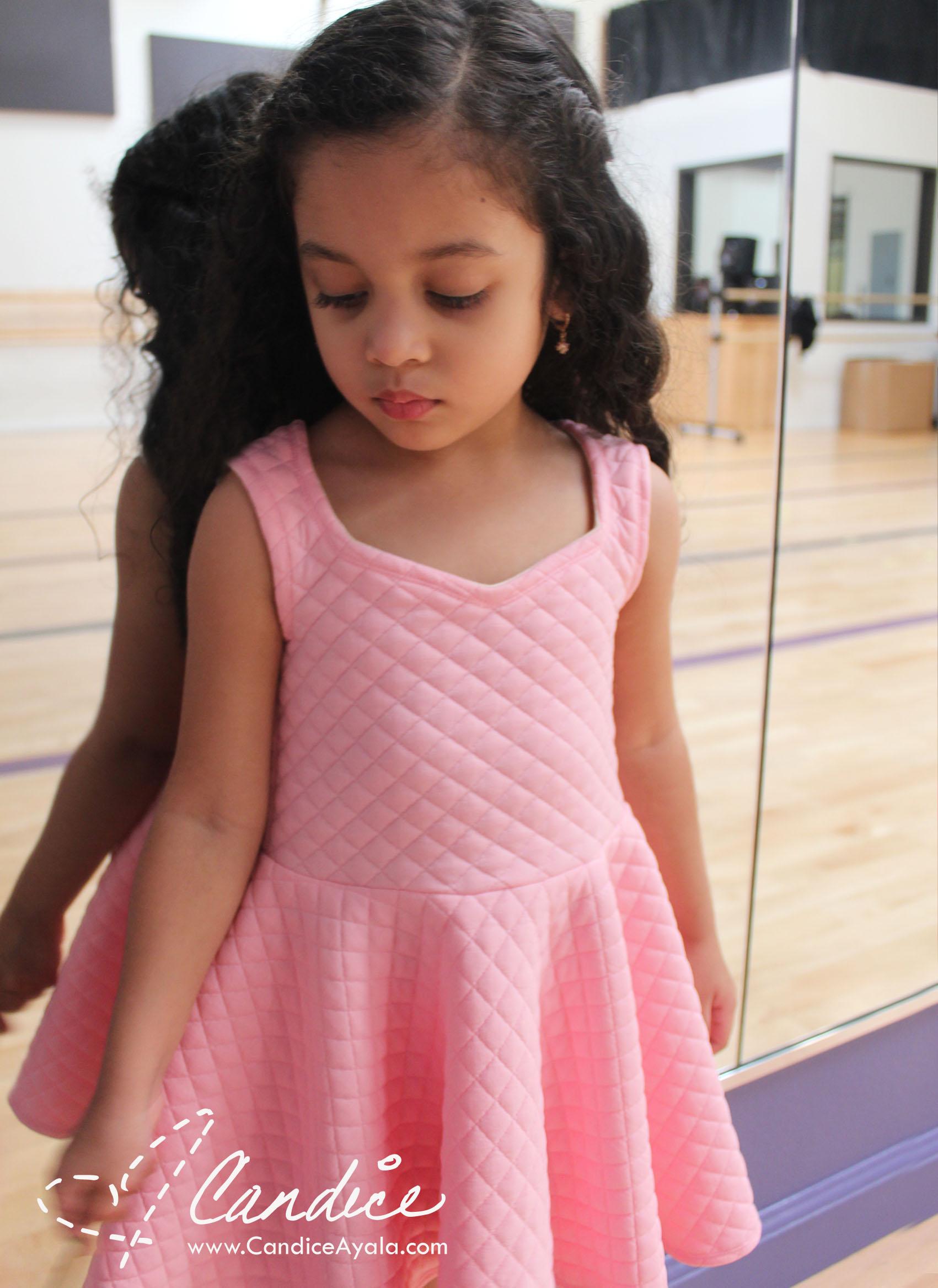 Mud Pie MK6 Birthday Girl Party Pink Tutu Pettiskirt Wish Cupcake Dress 1142162