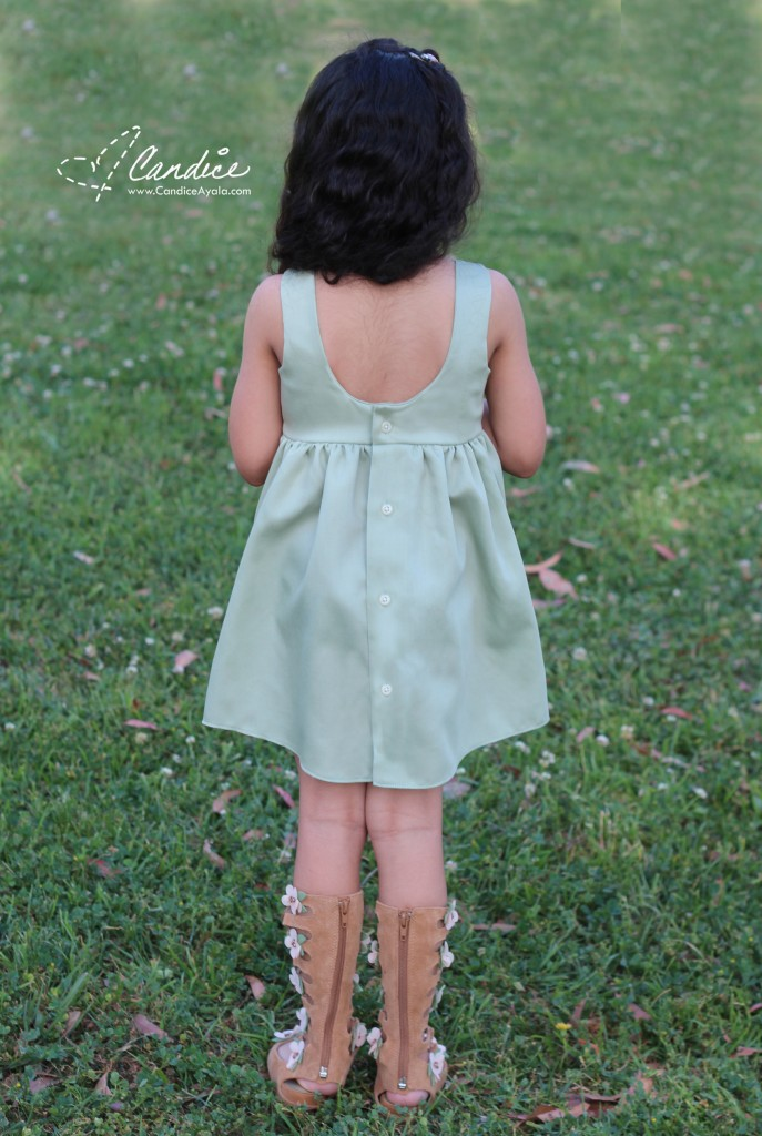 How to Create a LINED toddler dress from an Adult Shirt