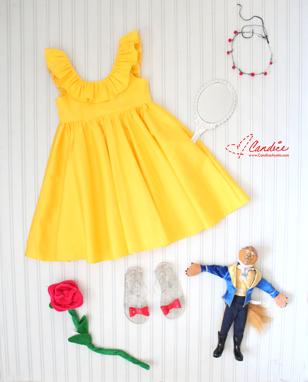 Belle Dress Pattern Magnificent Design Ideas